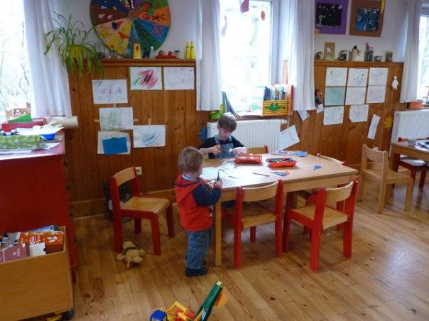 Kindergarten-m